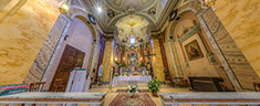 Immagine del virtual tour 'Chiesa di San Francesco - sec. XIII'
